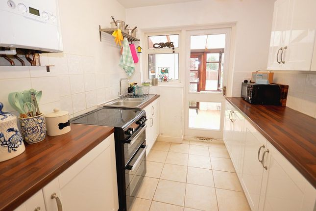 Kitchen of Meadowview Road, Epsom, Surrey. KT19