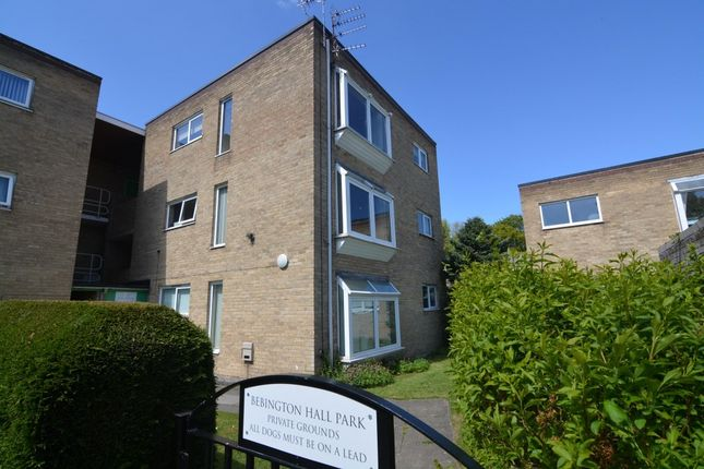 Thumbnail Flat to rent in Kings Close, Bebington, Wirral