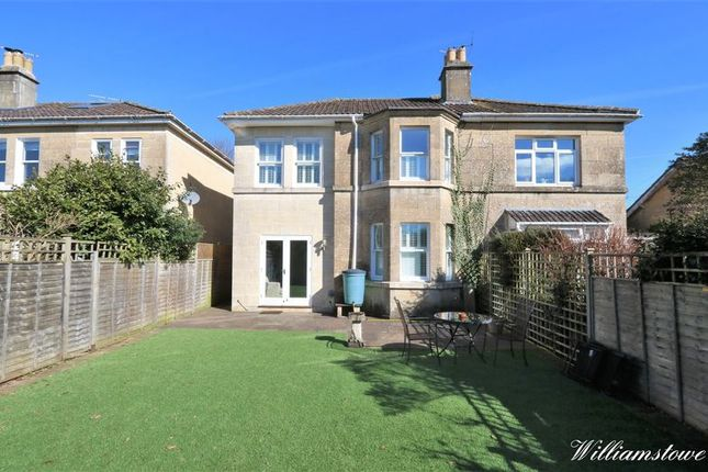 Thumbnail Semi-detached house for sale in Williamstowe, Combe Down, Bath