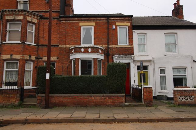 Thumbnail Terraced house to rent in Harcourt Street, Newark