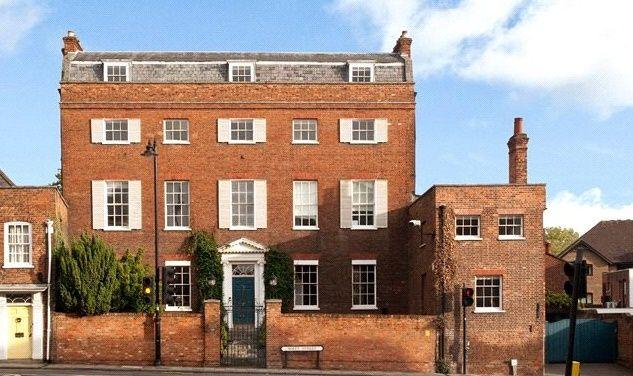 Thumbnail Semi-detached house for sale in Sheet Street, Windsor, Berkshire