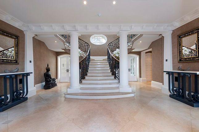 Entrance Hall of Courtenay Avenue, London N6