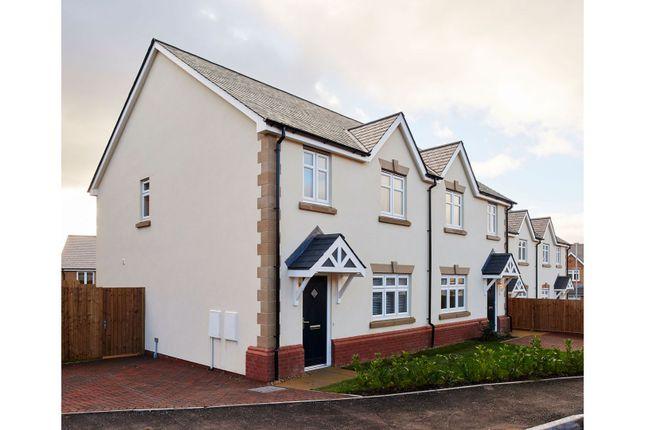 Thumbnail Semi-detached house for sale in Gwel Y Llan, Caernarfon