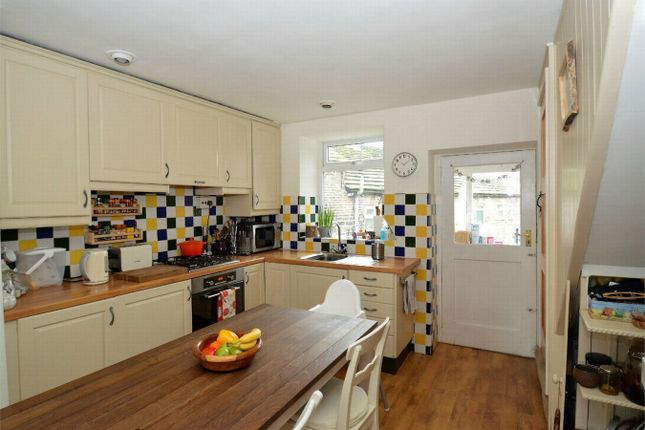 Thumbnail End terrace house for sale in Beeston Mount, Bollington, Macclesfield, Cheshire