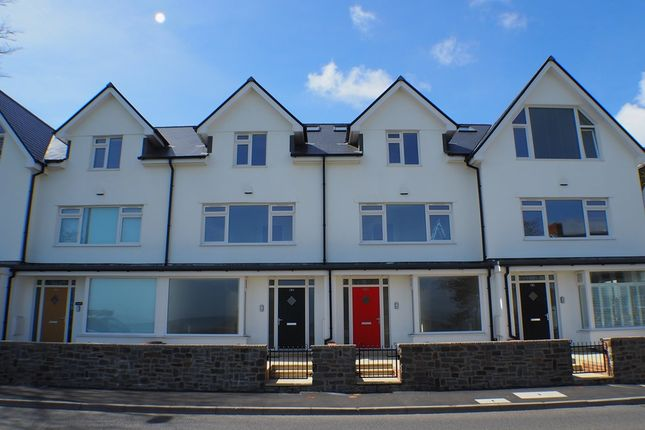 Thumbnail Town house to rent in Mumbles Road, Mumbles