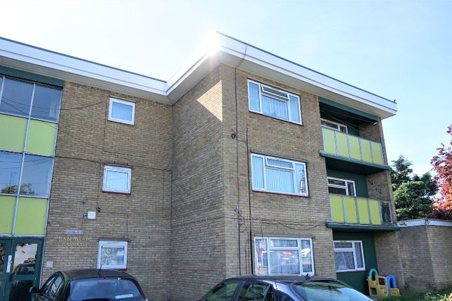 Thumbnail Flat for sale in Mayfield Road, Dunstable