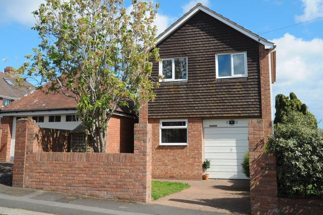 Thumbnail Detached house for sale in Rivermead Road, Exeter