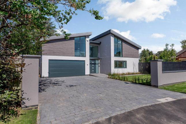 Thumbnail Detached house for sale in Greatfield Drive, Charlton Kings, Cheltenham, Gloucestershire