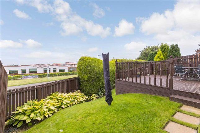 Rear Garden of Strathdon Place, Hairmyres, East Kilbride G75