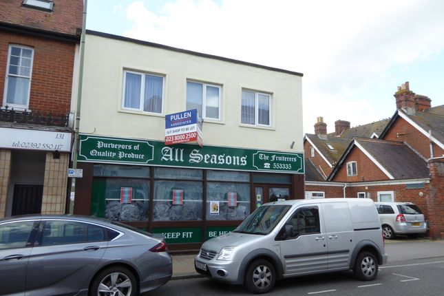 Thumbnail Retail premises to let in High Street, Lee On Solent