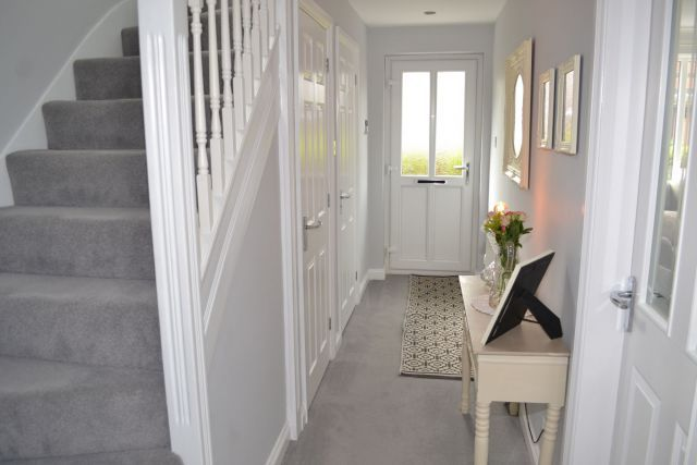Entrance Hall of Attlee Close, Spinney Hill, Northampton NN3