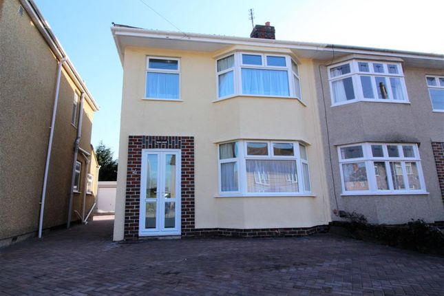 Semi-detached house in Sherston Close Fishponds Bristol B Timsbury, Bath And North East