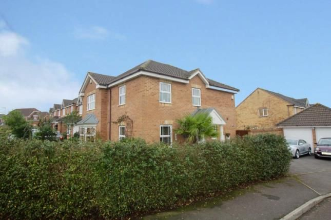 Thumbnail Detached house for sale in Church Farm Road, Emersons Green, Bristol, Gloucestershire