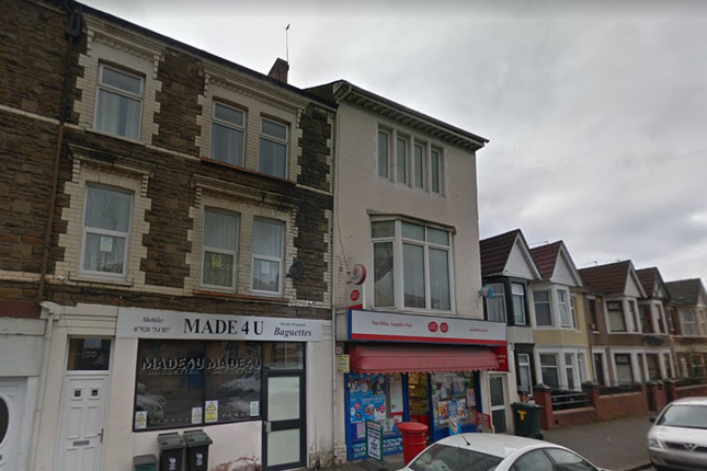 Thumbnail Terraced house for sale in Alexandra Road, Newport