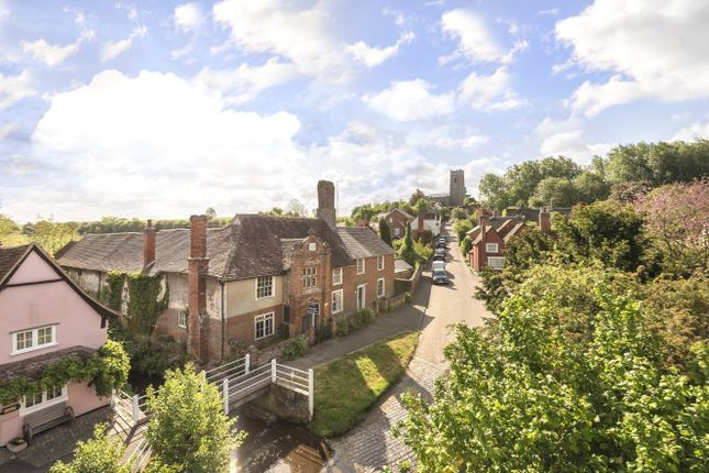 Thumbnail Detached house for sale in The Street, Kersey, Ipswich