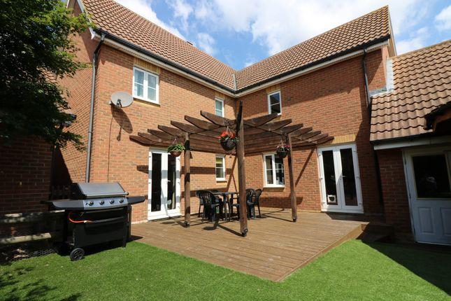 Thumbnail Detached house to rent in Pippin Close, Ash, Kent.