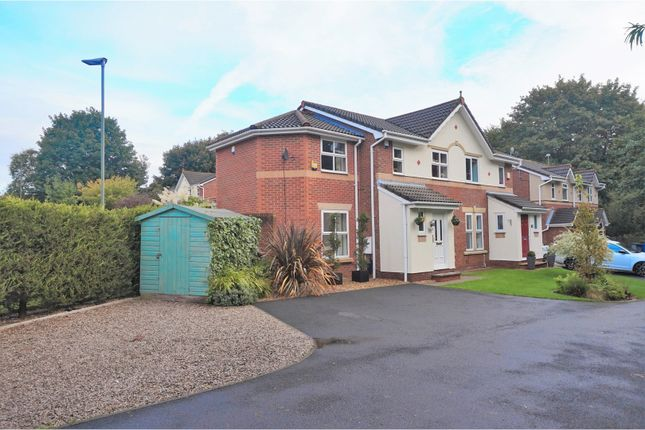 Thumbnail Semi-detached house for sale in Melling Way, Winstanley, Wigan
