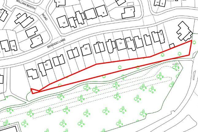 Thumbnail Land for sale in Land At Bendigo Lane, Nottingham, Nottinghamshire