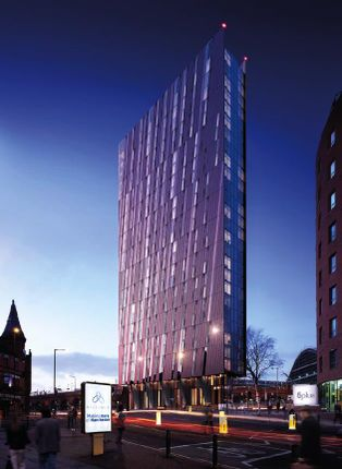 Thumbnail Flat for sale in (Apt 17.06) Axis Tower, Albion Street, Manchester