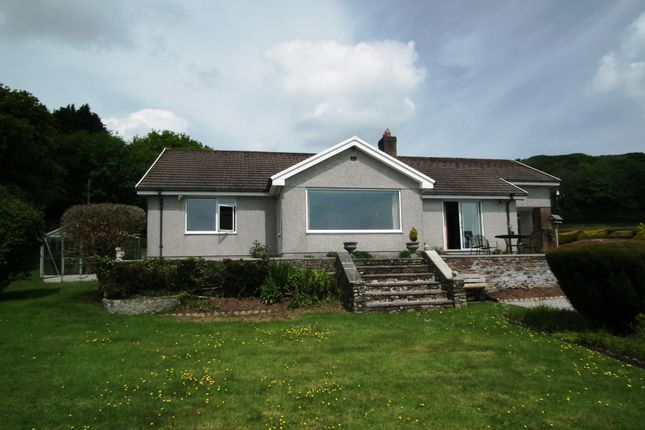 Thumbnail Detached bungalow to rent in Widegates, Nr Looe, Cornwall