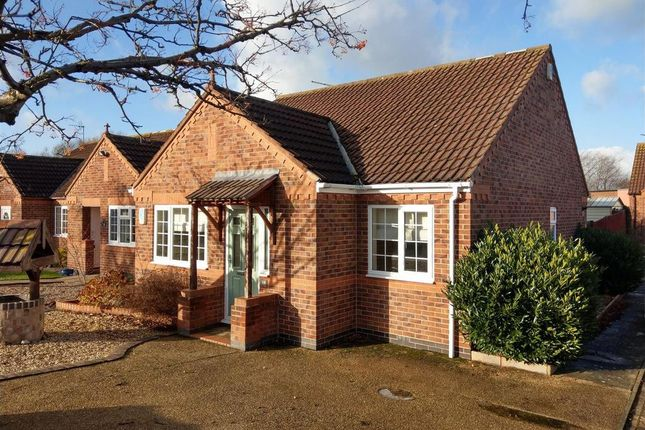 Thumbnail Bungalow for sale in School View, Bottesford, Nottingham