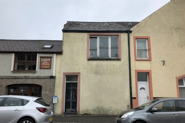 Land And Buildings In Meyrick Street, Adjacent To 50 Queen Street, Pembroke Dock, Pembrokeshire SA72