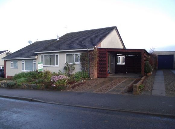 Thumbnail Detached bungalow to rent in Milnefield Avenue, New Moray, Elgin