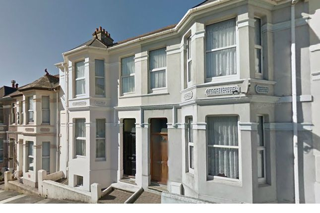 Thumbnail Terraced house to rent in Craven Avenue, Plymouth