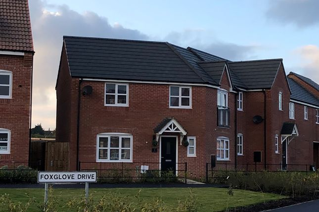 "Property for sale in ""The Mulberry"" at Mooracre Lane, Bolsover, Chesterfield"