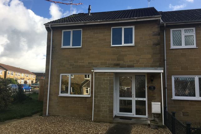 Thumbnail Semi-detached house to rent in Moorlands Park, Martock