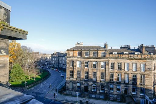 Thumbnail Flat to rent in Melville Place, West End, Edinburgh