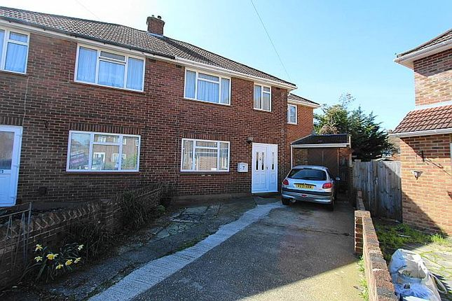 Thumbnail Semi-detached house for sale in Haystall Close, North Hayes, Hayes UB4 8Le