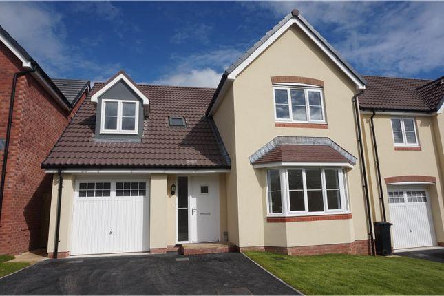 Thumbnail Detached house for sale in Cwrt Bevan, Merthyr Tydfil