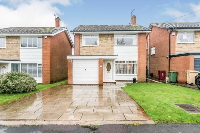 Thumbnail Detached house for sale in Bank Field, Westhoughton, Bolton, Greater Manchester