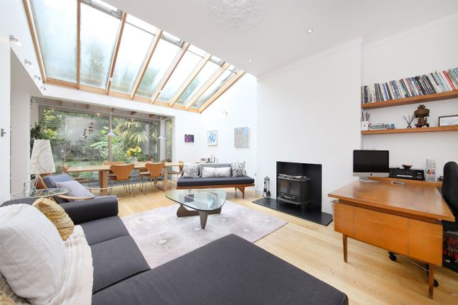 Thumbnail Semi-detached house for sale in Stradella Road, Herne Hill