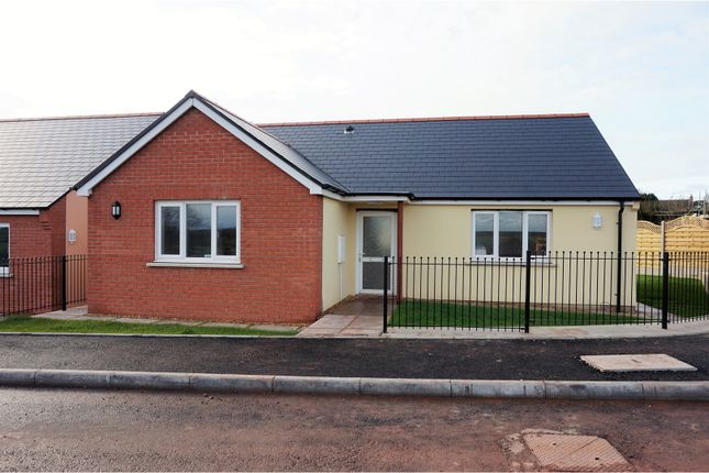 Thumbnail Detached bungalow for sale in Bowett Close, Hundleton