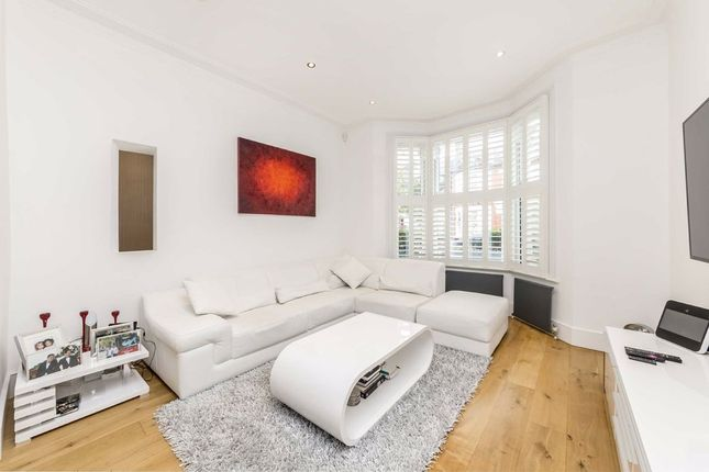 Thumbnail Terraced house to rent in Lysias Road, London