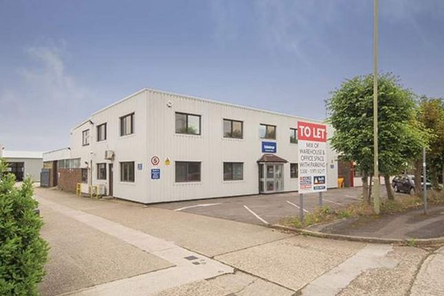 Thumbnail Light industrial to let in Unit A Daneshill Central, Basingstoke