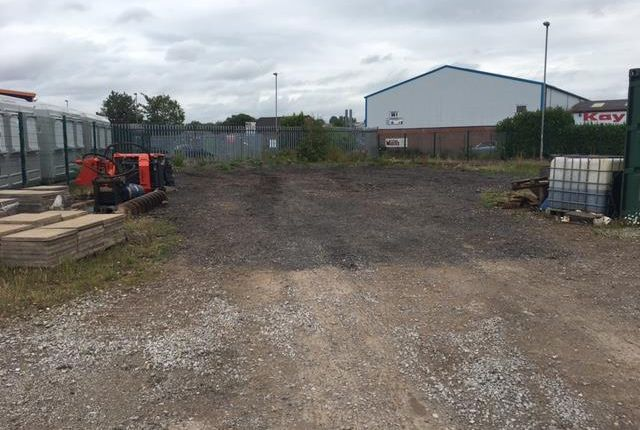 Thumbnail Land to let in Compound 1A, City Park Trading Estate, Fenton