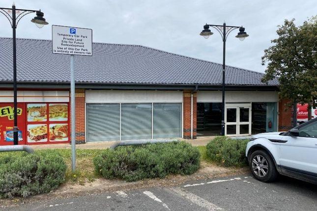 Retail premises to let in Granville Street, Runcorn
