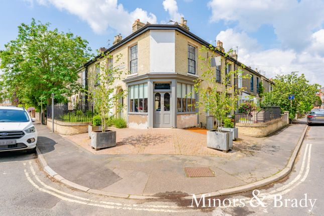 Thumbnail Retail premises for sale in Trory Street, Norwich