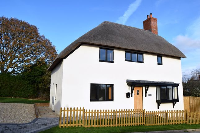 Thumbnail Cottage for sale in Prospect Road, Lytchett Matravers, Poole