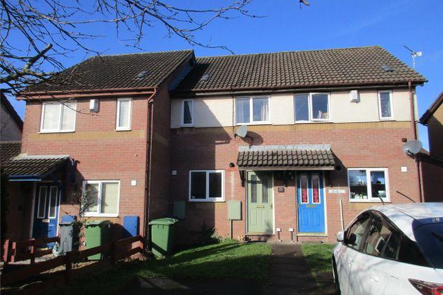 Thumbnail Terraced house for sale in Clos Cwm Creunant, Pontprennau, Cardiff, South Glamorgan