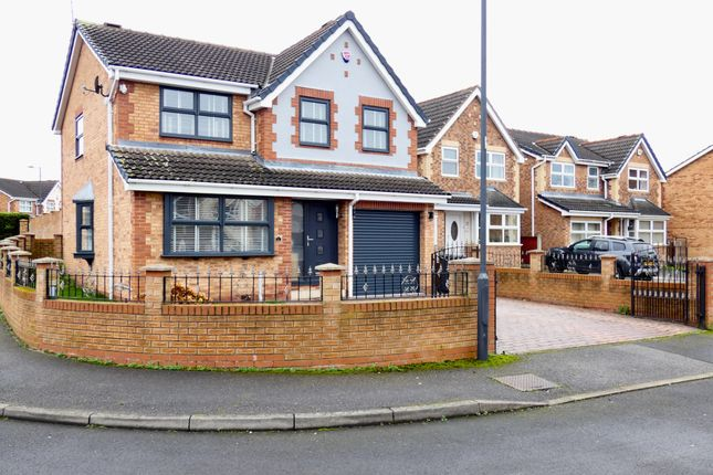 Thumbnail Detached house for sale in Grange View, Balby, Doncaster
