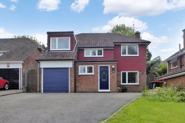 Thumbnail Detached house for sale in Hillyfields, Dunstable