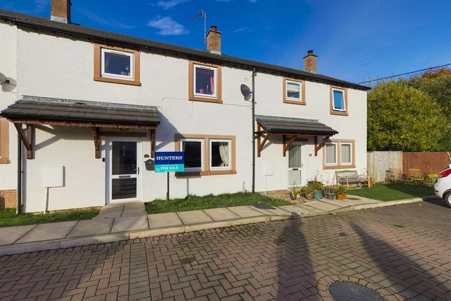 3 bed terraced house for sale in Pattinson Close, Hackthorpe, Penrith CA10