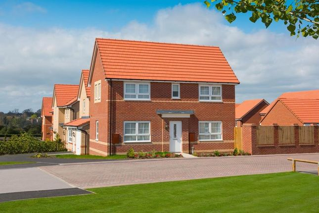 """Thumbnail Semi-detached house for sale in """"Ennerdale"""" at Firfield Road, Blakelaw, Newcastle Upon Tyne"""