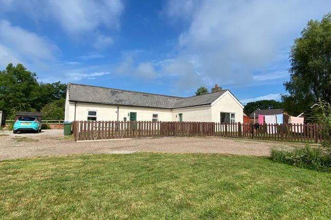Thumbnail Semi-detached bungalow for sale in Thrunton Vale Cottages, Thrunton, Alnwick