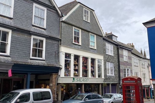 Thumbnail Commercial property for sale in High Street, Totnes