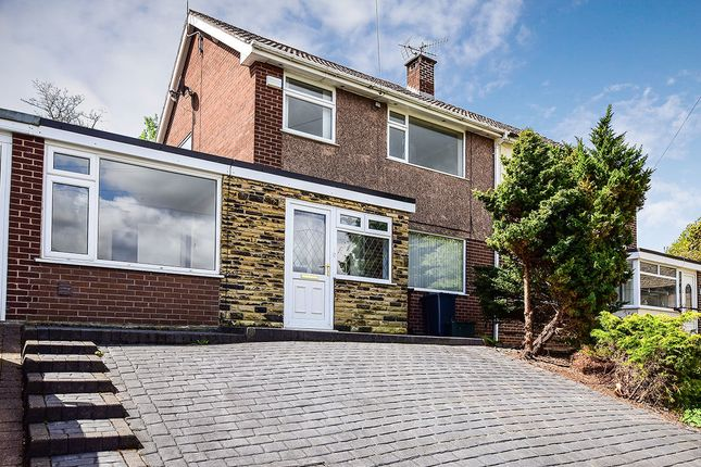 Thumbnail Semi-detached house to rent in Bowland Road, Glossop